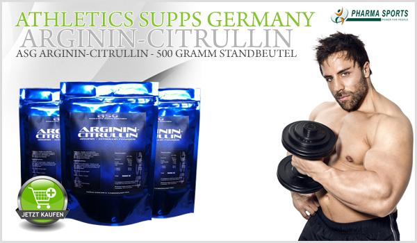 ASG Arginin-Citrullin Powder bei Pharmasports