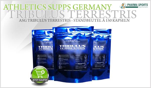 ASG Tribulus Terrestris bei Pharmasports