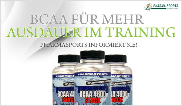 BCAAs für mehr Ausdauer im Training?