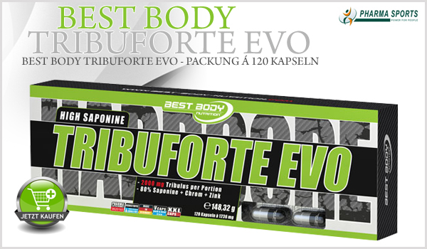 Best Body Tribuforte Evo