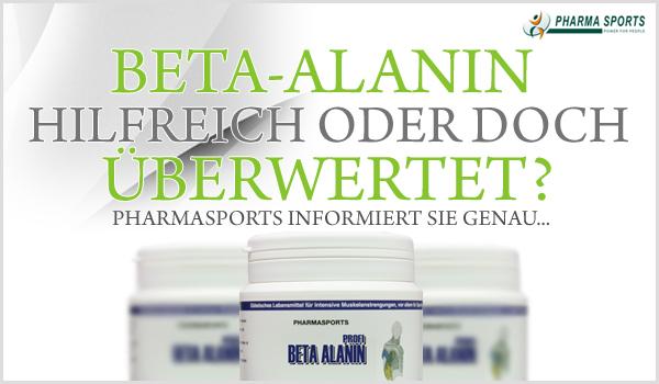 Beta-Alanin, nur leere Versprechungen oder doch die erhoffte Wirkung?