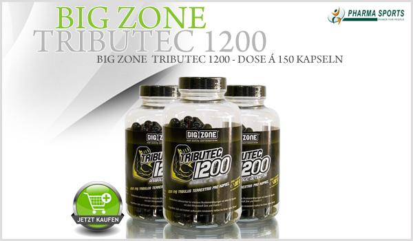 Big Zone Tributec 1200 natürlich günstig bei Pharmasports
