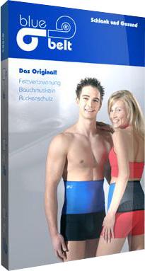 Blue Belt® Slim Belt Body Wrap- Bauch Weg ohne Diät hol ich mir bei Pharmasports.de