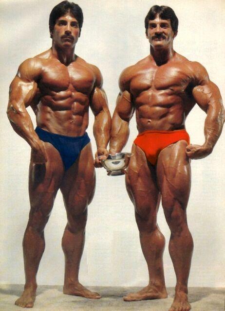 Mike & Ray Mentzer Bodybuilding Tod kam zweimal