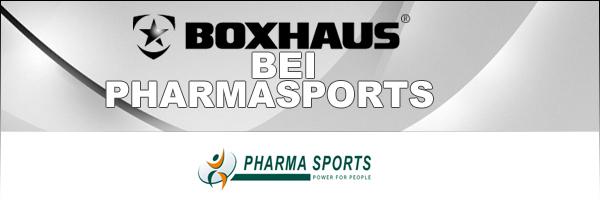 Boxhaus Zubehör bei Pharmasports