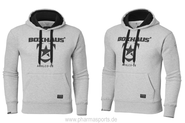 NEU, NEU, NEU! Boxhaus Incept Hoodie Heather bei Pharmasports