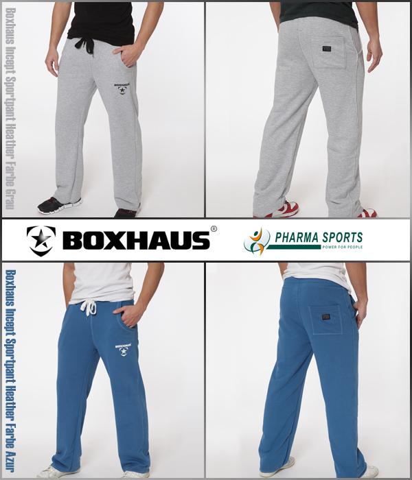 Boxhaus Incept Sportpant bei Pharmasports