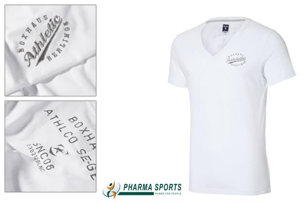 Boxhaus Trust V-Neck Shirt für sportliches, elegantes Auftreten