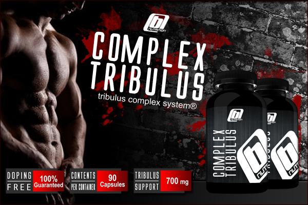 Brizzly Nutrition Complex Tribulus -