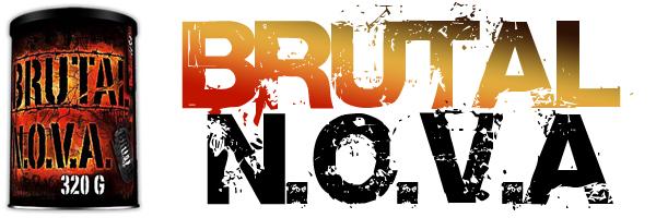 Brutal N.O.V.A für einen gewaltigen Muskelaufbau