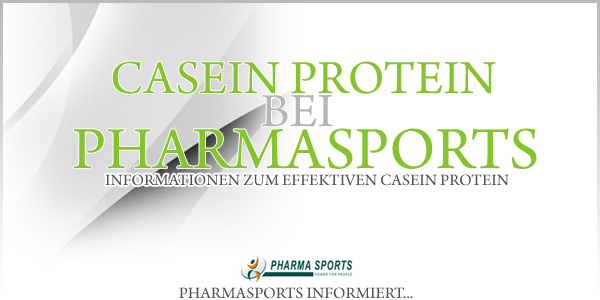 Casein Proteine - Casein Shop bei Pharmasports