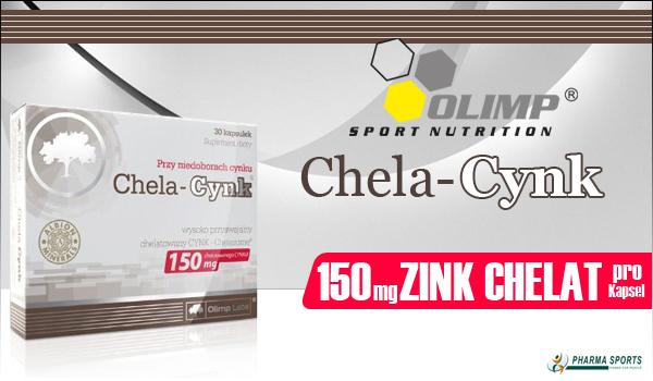 Olimp Chela-Cynk für bessere Trainingsresultate