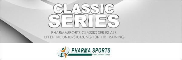 Pharmasports Classic Series für mehr Muskelmasse