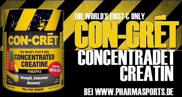 ProMera Health CON-CRET Creatin im Angebot bei Pharmasports