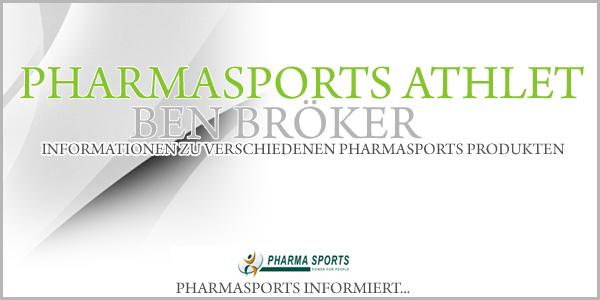 Pharmasports Athlet Ben Bröker