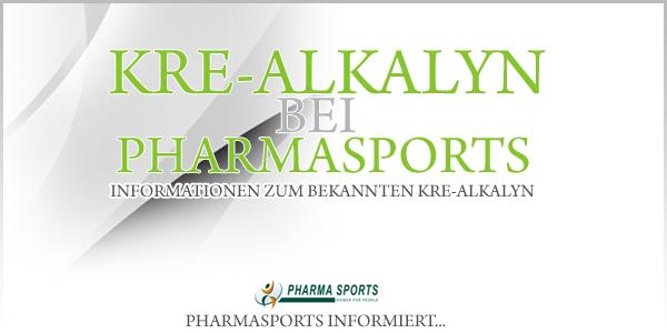 Kre-Alkalyn bei Pharmasports