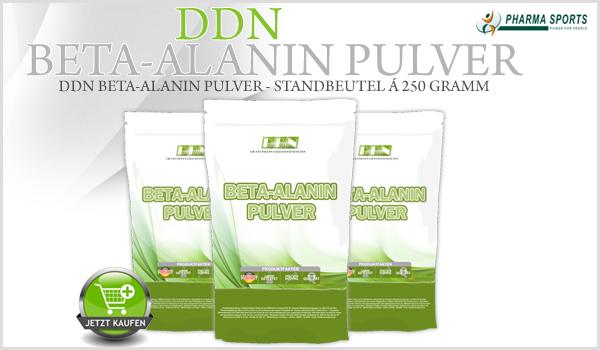 DDN - die deutschen Nährstoffexperten ab sofort bei Pharmasports im Sortiment!