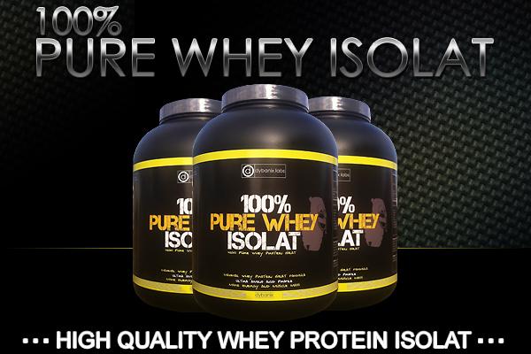 NEU bei Pharmasports: Dybanix 100% Pure Whey Isolat