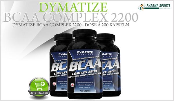 Dymatize BCAA Complex 2200 bei Pharmasports
