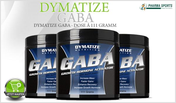 Dymatize Gaba ab jetzt bei Pharmasports erhältlich