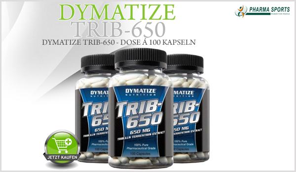 Dymatize Trib-650 neu bei Pharmasports in der Tribulus-Auswahl
