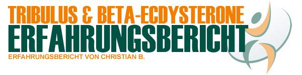 Erfahrungsbericht zu Tribulus und Beta-Ecdysteronen
