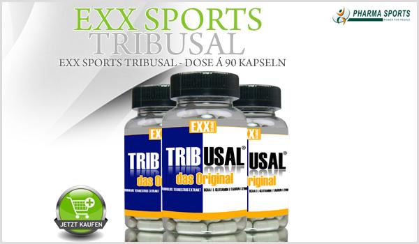 EXX Sports Tribusal ab sofort in Ihrem Fitness-Onlineshop #1 zu finden!