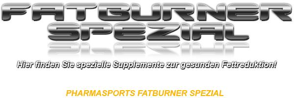 Fatburner Spezial bei Pharmasports
