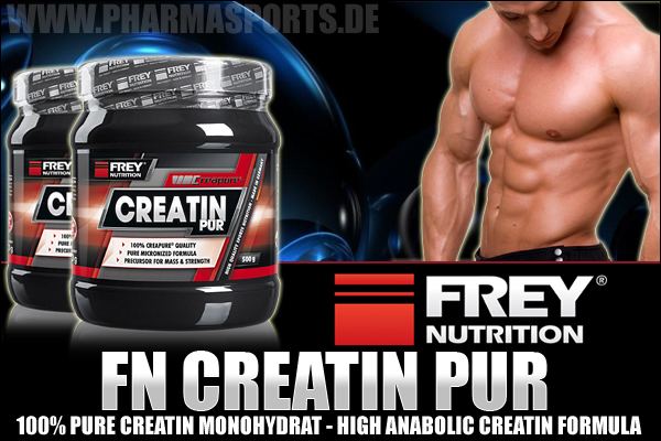 Frey Nutrition Creatin Pur bei Pharmasports