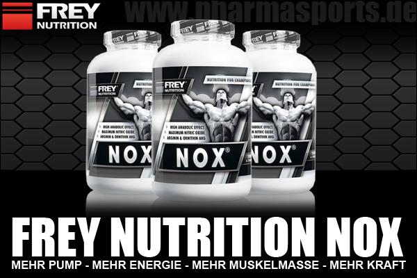Frey Nutrition NOX bei Pharmasports
