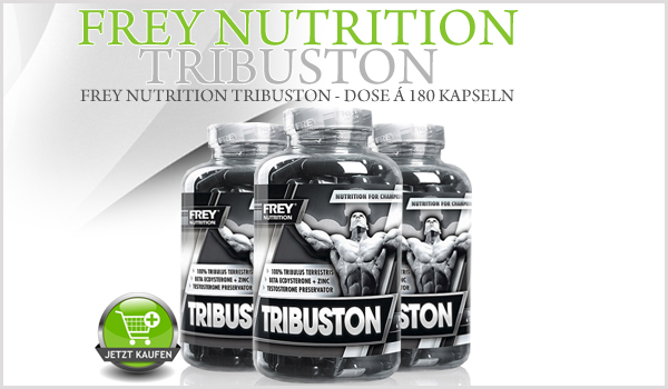 Frey Nutrition Tribuston bei Pharmasports