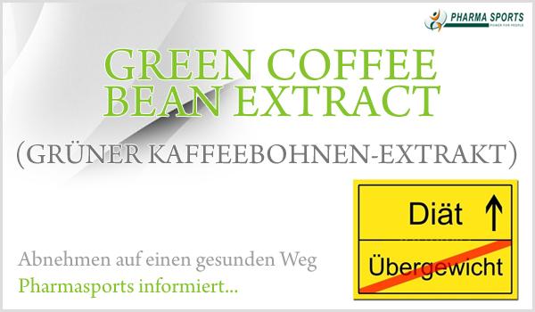 Green Coffee Bean Extract - Abnehmen auf einen gesunden Weg