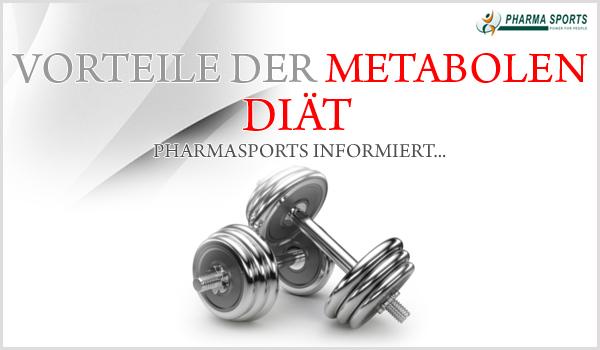 Vorteile der metabolen Diät bei Pharmasports