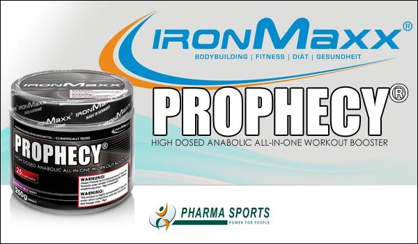 IronMaxx Prophecy bei Pharmasports