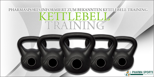 Kettlebell Training bei Pharmasports