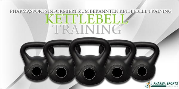 Kettlebell Training bei Pharmasports