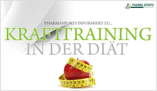 Krafttraining während der Diät