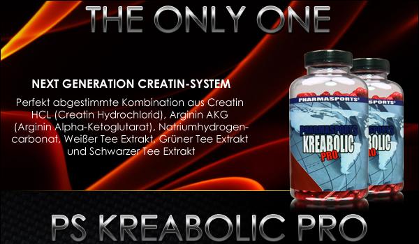 Phaprmasports Kreabolic Pro