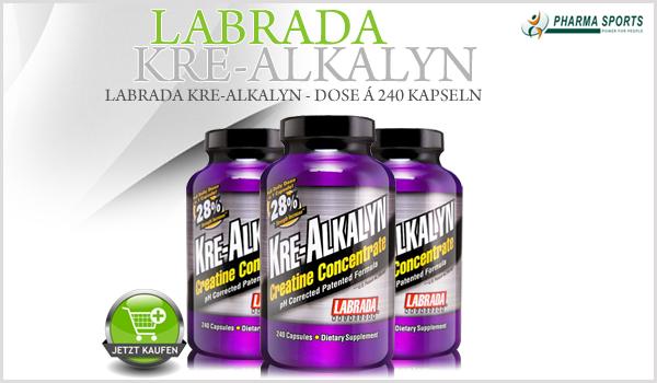 Bekannte Kre-Alkalyn Hersteller bei Pharmasports zum Muskelaufbau