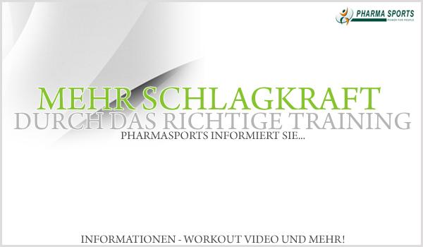 Mehr Schlagkraft im Training + Workout Video und vieles mehr!