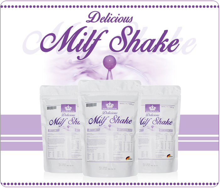 Kevin King Nutrition Delicious Milf Shake