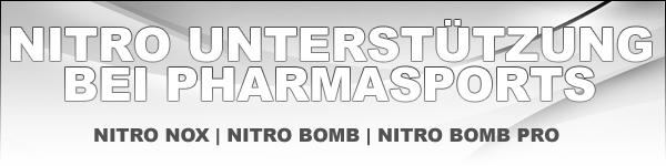 Nitro-Unterstützung von Pharmasports