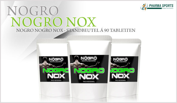 Nogro Supplements Nogro Nox bei Pharmasports