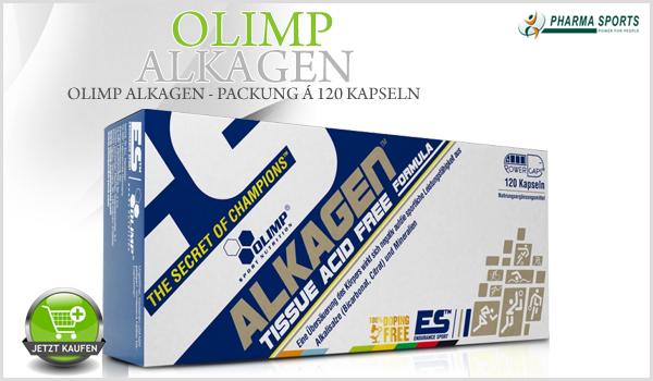 Olimp Alkagen neu bei Pharmasports im Sortiment!