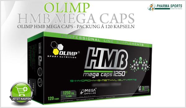 Olimp HMB ab sofort bei Pharmasports