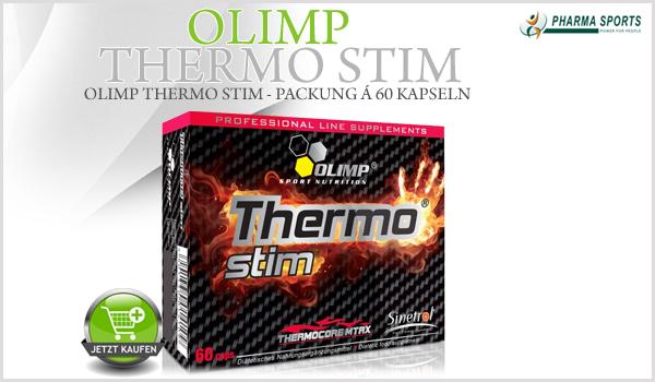 Olimp Thermo Stim - Packung á 60 Kapseln bei Pharmasports im Sortiment