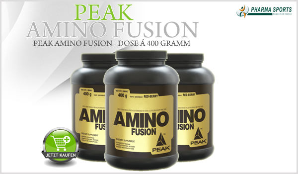 Peak Amino Fusion - Aminosäure-Supplement bei Pharmasports