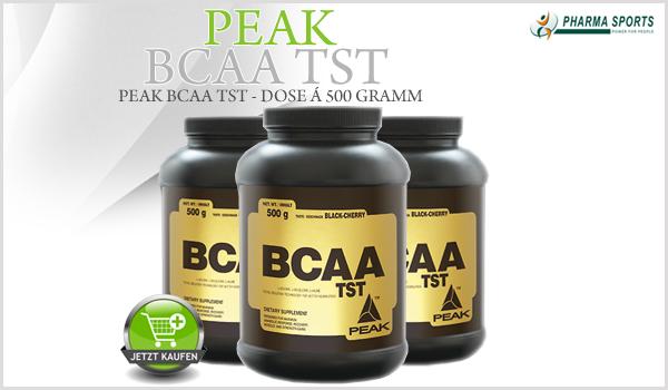 Peak BCAA TST günstig bei Pharmasports