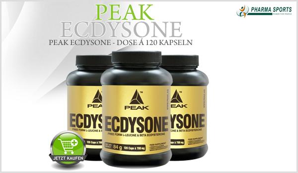 Peak Beta Ecdysone