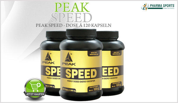 Peak Speed bei Pharmasports
